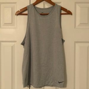 Nike Athletic Tank - BLUE GREY